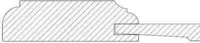 Profil 3 avec bord arrondi